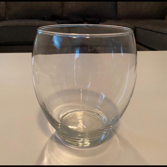 Glass Vases-qty 5
